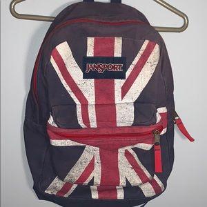 Jansport UK Flag Backpack